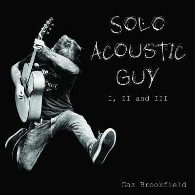 Solo Acoustic Guy I, II and III cover